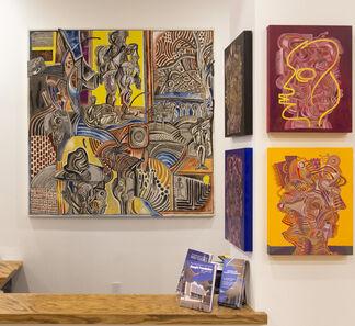 Zio Ziegler - Bernard Gwilliam & The Quantum Modernism, installation view