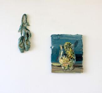 Allison Schulnik - Hoof, installation view
