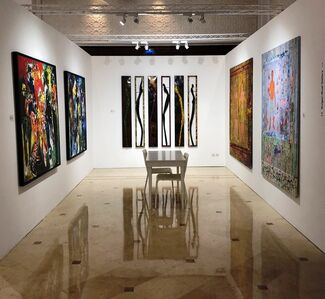 Sulger Buel Gallery at 1-54 Marrakech 2019, installation view