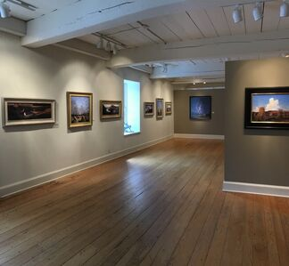 Timothy Barr, installation view