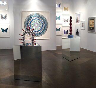 Other Criteria at Art Toronto 2015, installation view