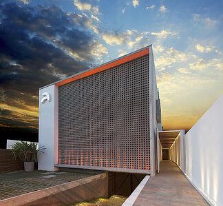 Roberto Alban Galeria de Arte at ArtRio 2015, installation view