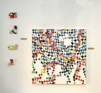 Carte Blanche: Seth, Hannah and Schuyler, The Interns of Adah Rose Gallery curate the summer show, installation view