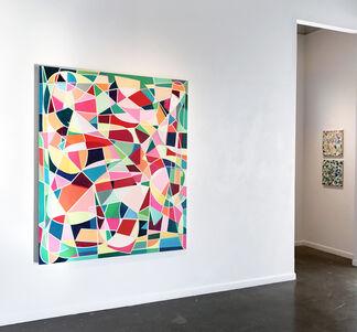 Viewfinder - Solo Exhibition by Danielle Kimzey, installation view
