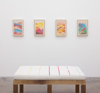 We Are The Ones To Go To The Mountain, installation view