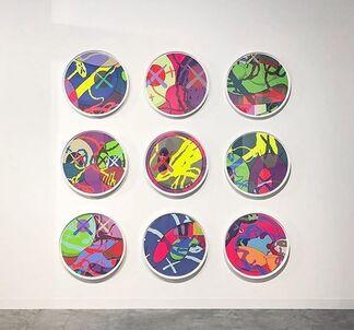 Vertu Fine Art at Art Miami 2019, installation view