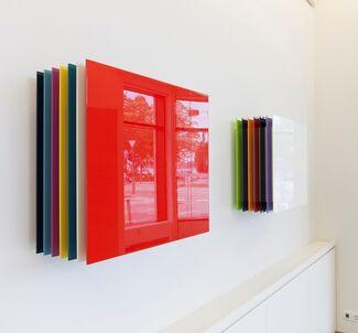 Jürgen Paas – HULAHOOP, installation view