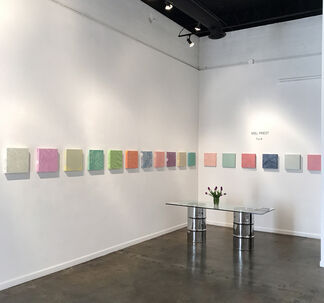 lux - Solo Exhibition by Mel Prest, installation view