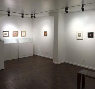 Robert M. Kulicke (1924 - 2007), installation view