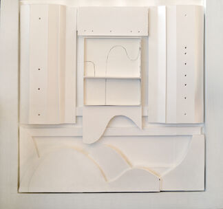 Architecture and Poetry: Plan into Elevation, installation view