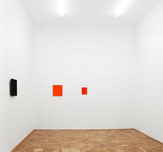GÜNTER UMBERG, installation view