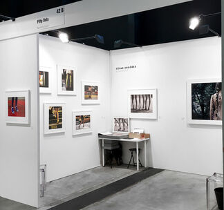 Fifty Dots at MIA Photo Fair 2018, installation view