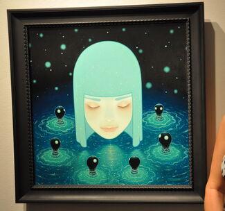 Tara McPherson // Audrey Kawasaki // DeeDee Cheriel, installation view