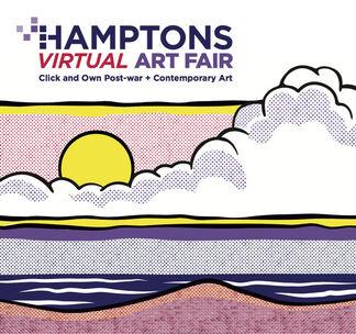 Hamptons Virtual Art Fair., installation view