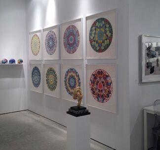 Other Criteria at Art Miami 2014, installation view