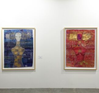 Aspan Gallery at Art Stage Singapore 2016, installation view