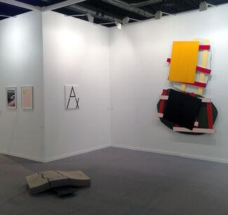 Galerie nächst St. Stephan Rosemarie Schwarzwälder at ARCOmadrid 2015, installation view