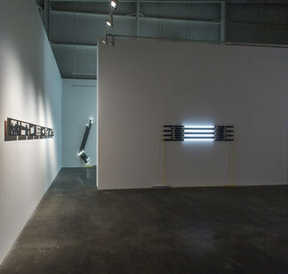 Radient Trajectory, installation view