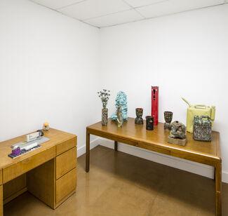 Vessels, installation view