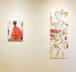 FORD CRULL: The Figurative Work 1974- 2018, installation view
