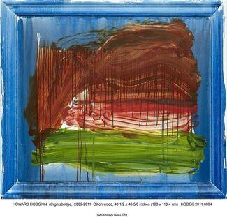 Howard Hodgkin, installation view