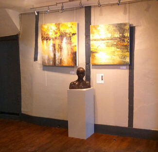 Transition by Claire Wiltsher (Battle), installation view