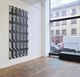 Helga Philipp, installation view