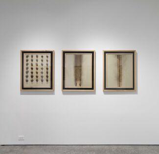 The Estate of Bernard Aubertin | Matches 1974, installation view