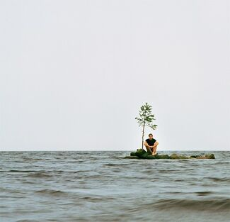 MOVING IMAGE: LANDSCAPE, installation view