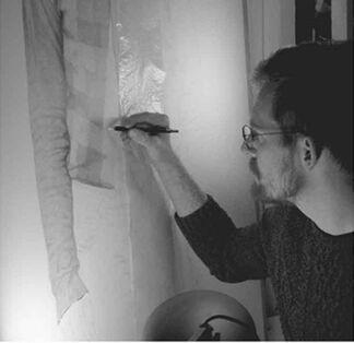 con.tem.plate   Drawing - Torsten Richter, installation view
