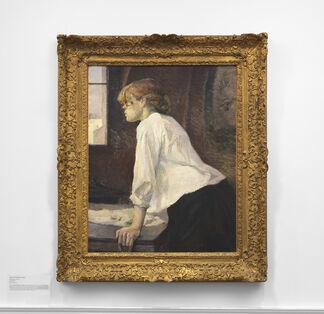 Van Gogh in Paris, installation view