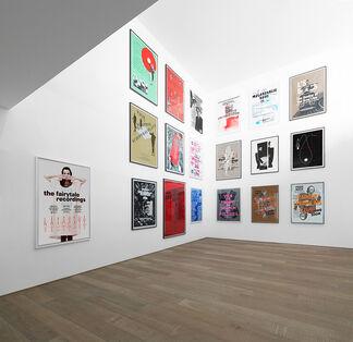 Saâdane Afif — Affiches & Fontaines, installation view