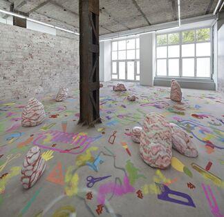 Gallery Weekend Berlin: NADIRA HUSAIN, installation view