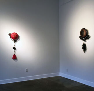 Pohlman Knowles, installation view
