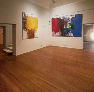 COLORS ON STAGE, installation view