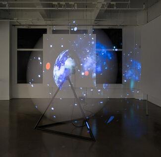 Eva Schlegel, installation view