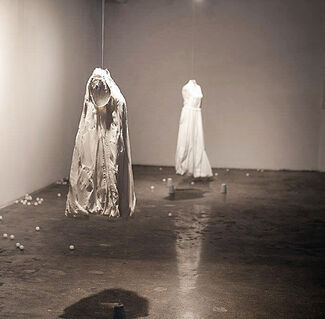 White Seam, installation view