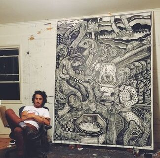 Antonio Colombo at PULSE New York 2015, installation view