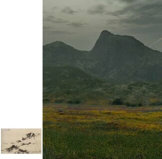 Joan Fontcuberta. Orogenesis - Landscapes without memory, installation view