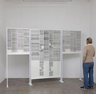 Dot Fiftyone Gallery at PINTA NY, installation view