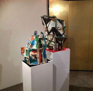 Jun Kawajiri solo exhibition -Pursuit of the Japanese Composition-, installation view
