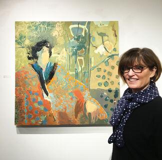 Linda Christensen - Bay Area Figurative: A New Perspective, installation view