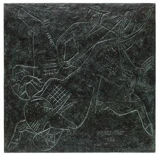 Victor Brecheret, installation view