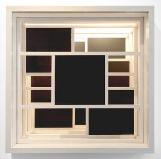 Florian Schmidt – Uncertain Equality @ Der Würfel, installation view