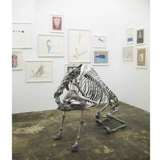 ARNDT Berlin  ASIA: Looking South, installation view