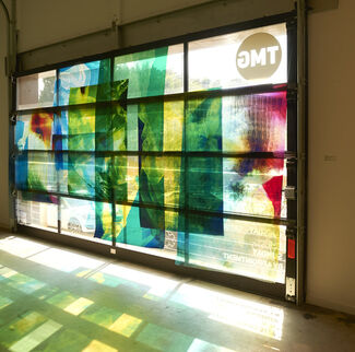 Bryan Graf: Optical Research, installation view