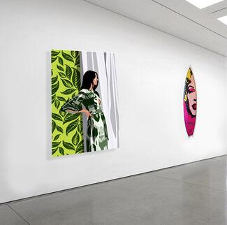 California - Summer Showcase, installation view