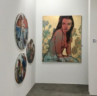 Gallery One at Art Stage Singapore 2015, installation view