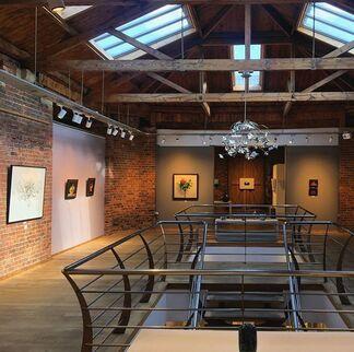 Raquel Alvarez Sardina, installation view