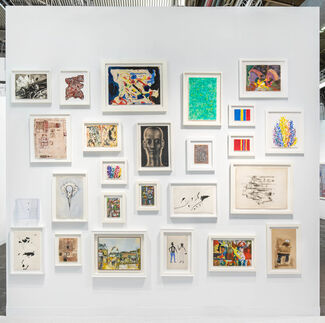 Michael Rosenfeld Gallery at The Armory Show 2020, installation view